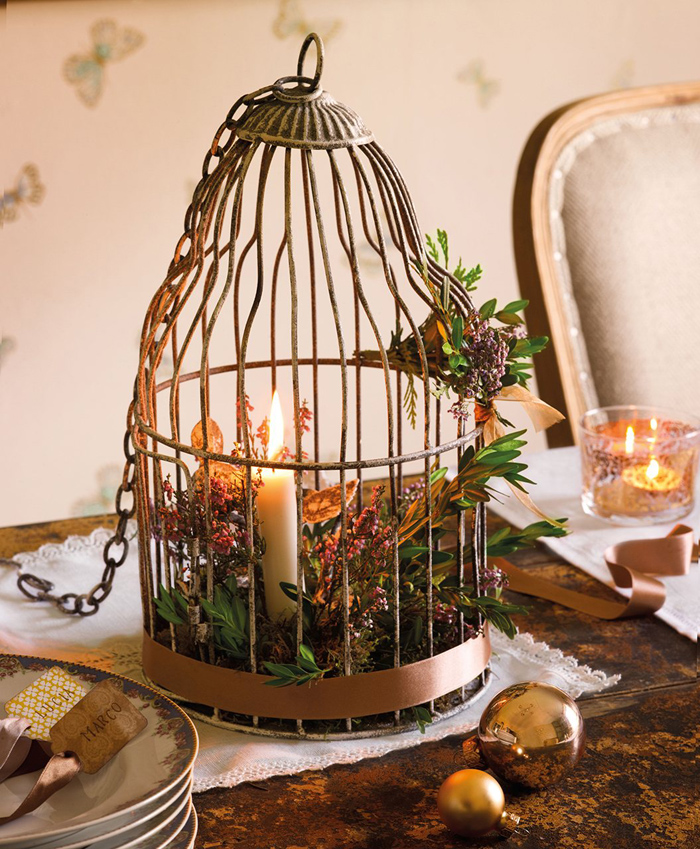 Christmas atmosphere in a fairy tale house12