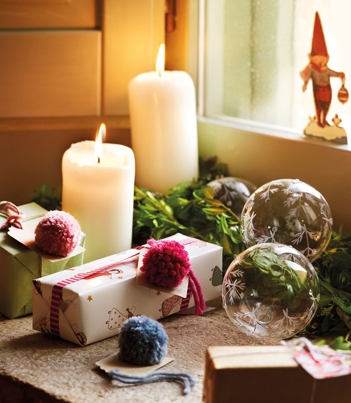 Christmas atmosphere in a fairy tale house6