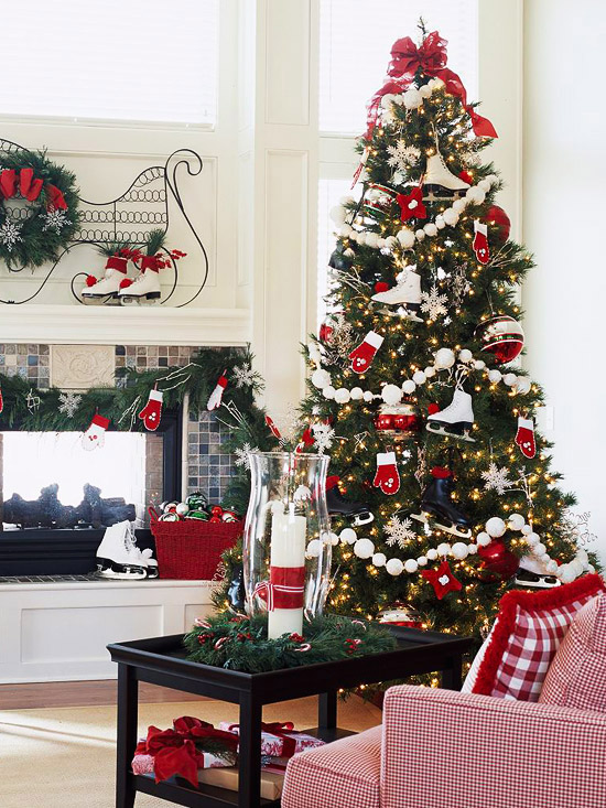 inspirational ideas for Christmas tree10
