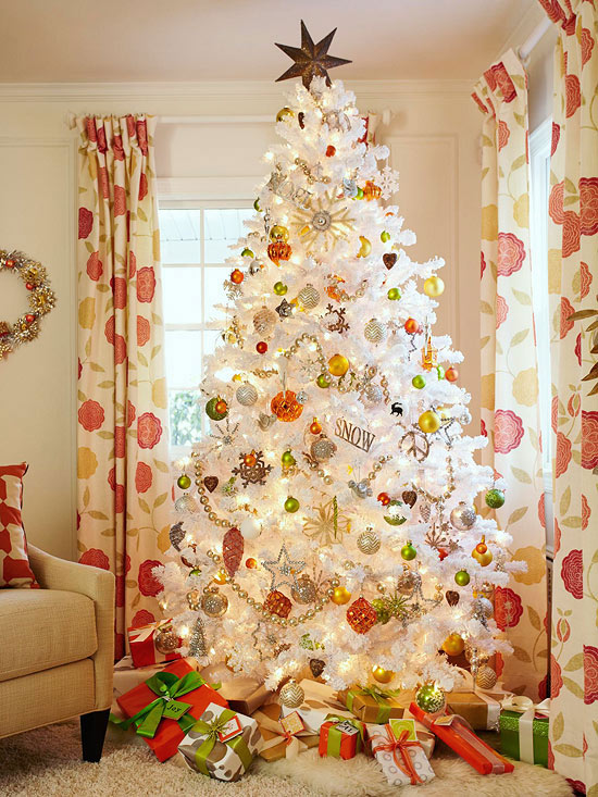 inspirational ideas for Christmas tree12