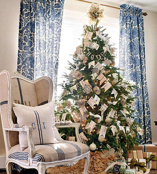 inspirational ideas for Christmas tree13