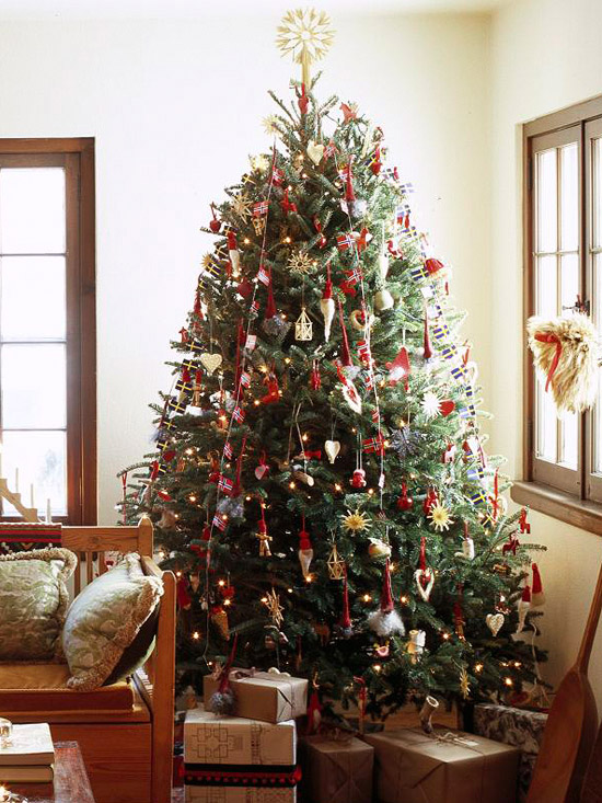 inspirational ideas for Christmas tree15