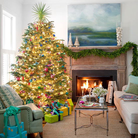 inspirational ideas for Christmas tree20