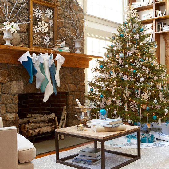 inspirational ideas for Christmas tree22