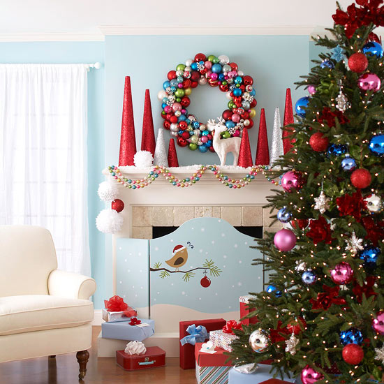 inspirational ideas for Christmas tree23