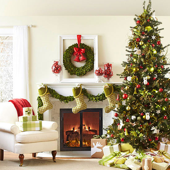 inspirational ideas for Christmas tree5