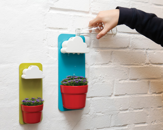Cool wall Rainy Planters