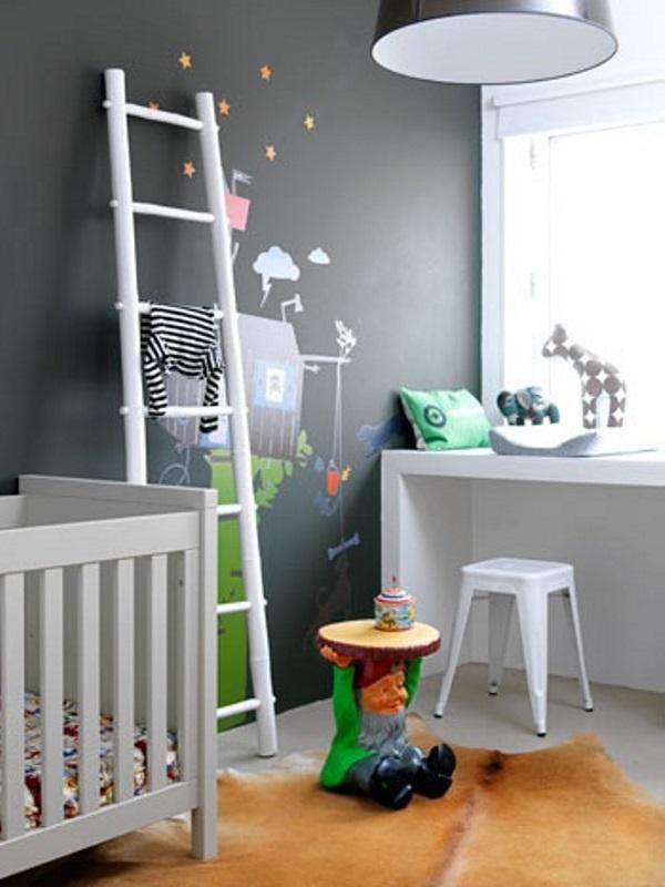 Blackboard In Kids Room My Desired Home