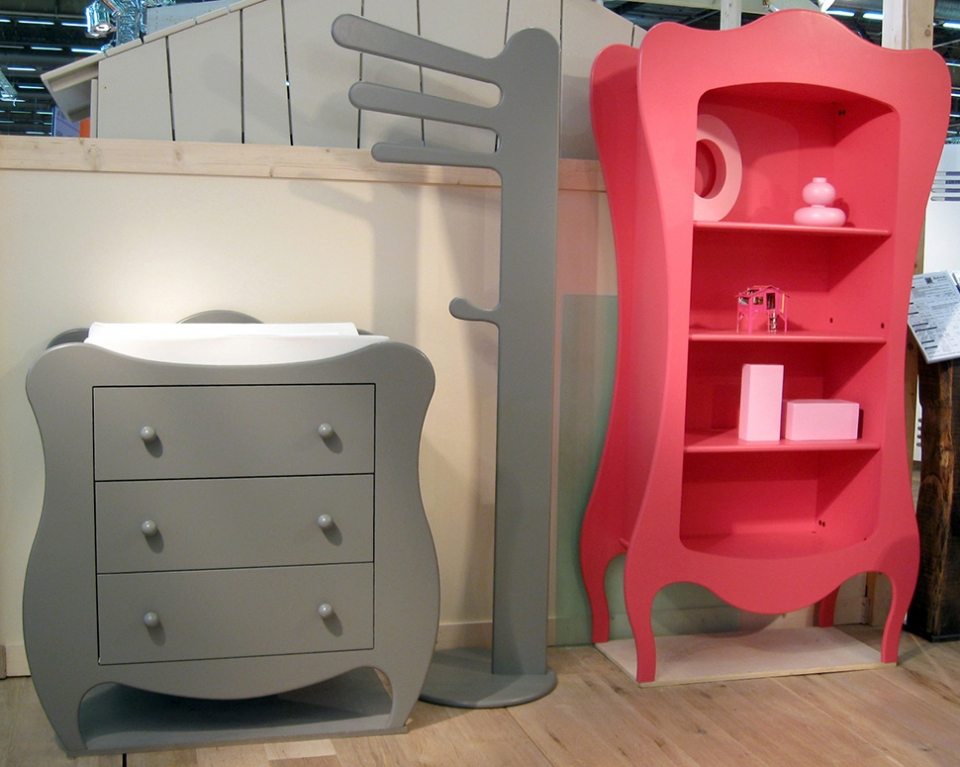 Bright collection of children's furniture10