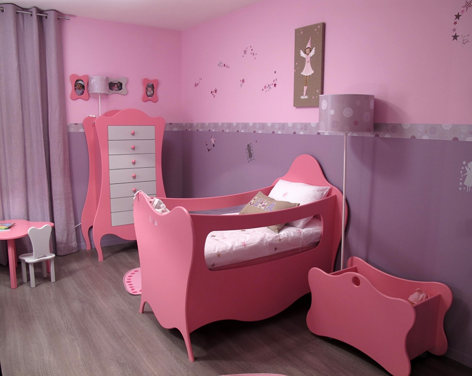 Bright collection of children's furniture5