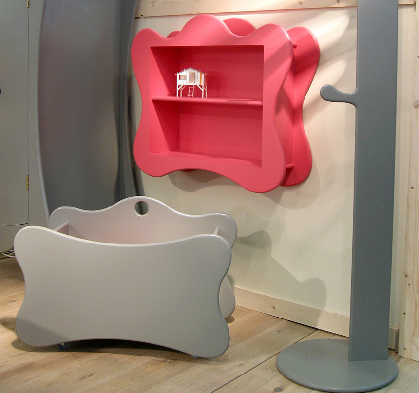 Bright collection of children's furniture9