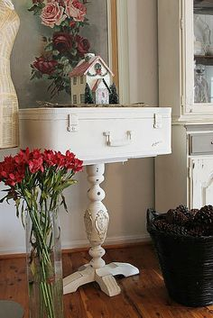 How to make a suitcase table4