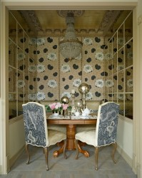 Wonderful Dining area only 4 square meters