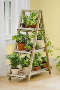 Ideas for small gardens - Balconies33