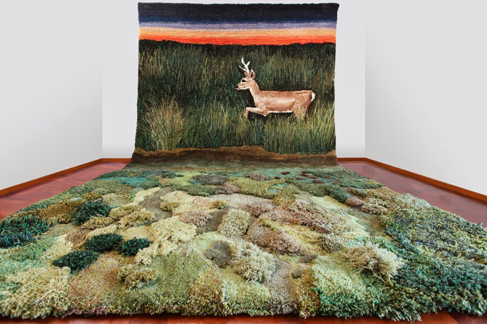 Amazing Art Carpets by Alexandra Kechagioglou12
