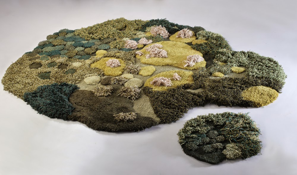 Amazing Art Carpets by Alexandra Kechagioglou5