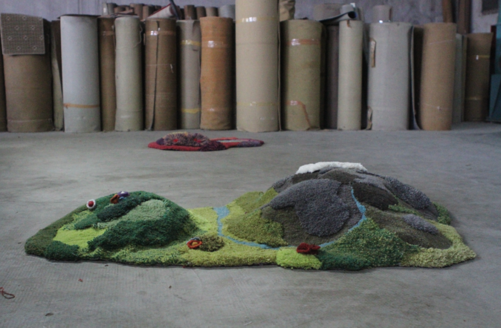 Amazing Art Carpets by Alexandra Kechagioglou6