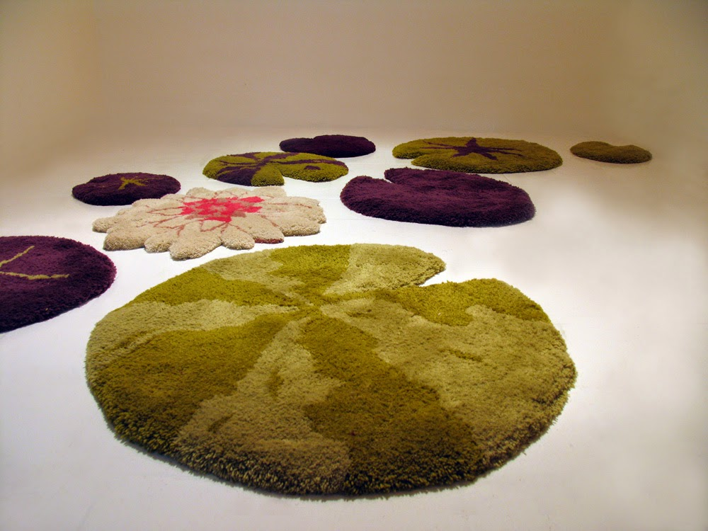 Amazing Art Carpets by Alexandra Kechagioglou9