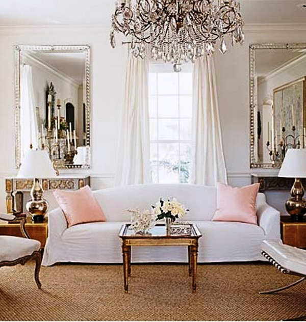 Home Decor Ideas 2014: French And Chic Home Decor Ideas