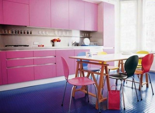 ideas for girly style in the kitchen1