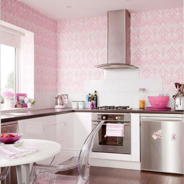 ideas for girly style in the kitchen2