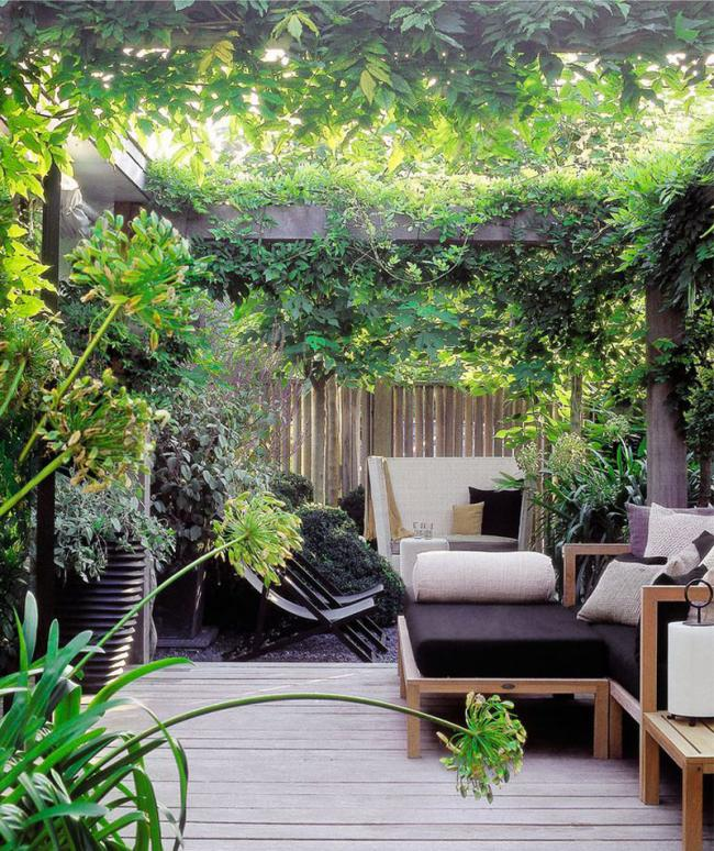 solutions to protect your terrace from sun3