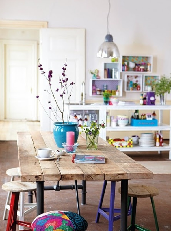 Playful kitchens ideas1