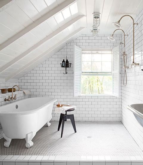 White attics With summer flavor10