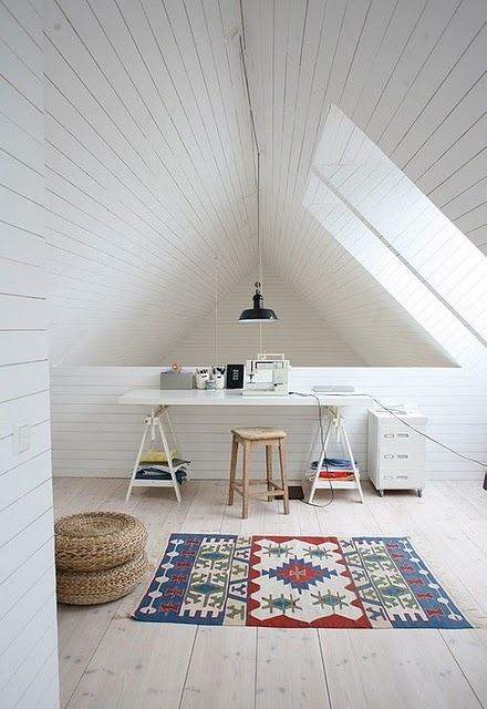 White attics With summer flavor3