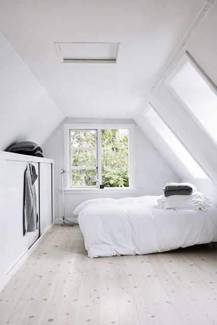 White attics With summer flavor7