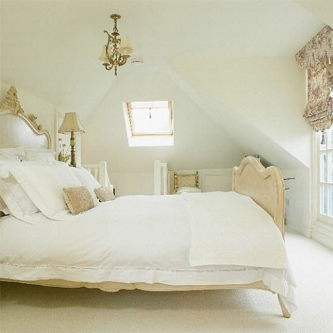 White attics With summer flavor9