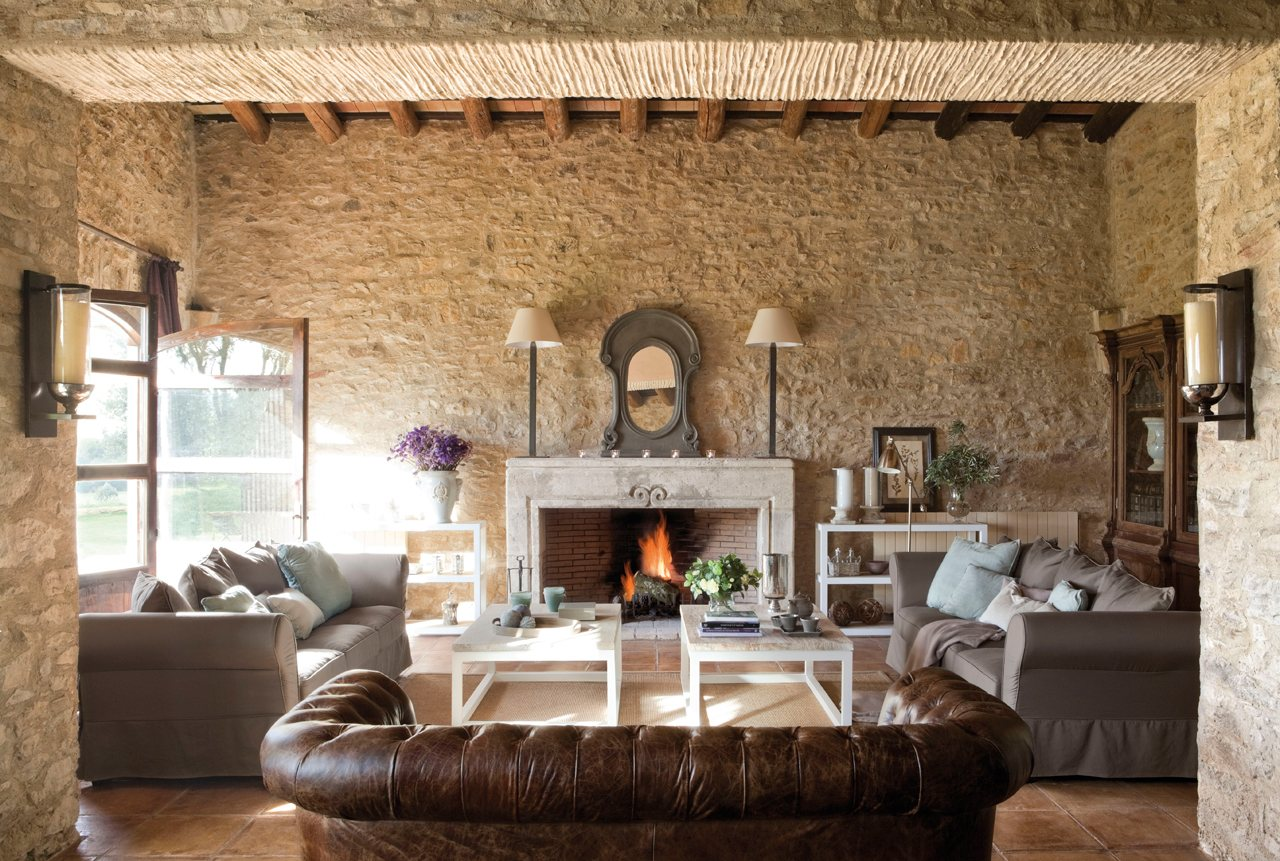 Amazing rustic rooms1
