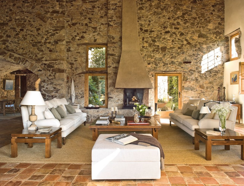 Amazing rustic rooms12
