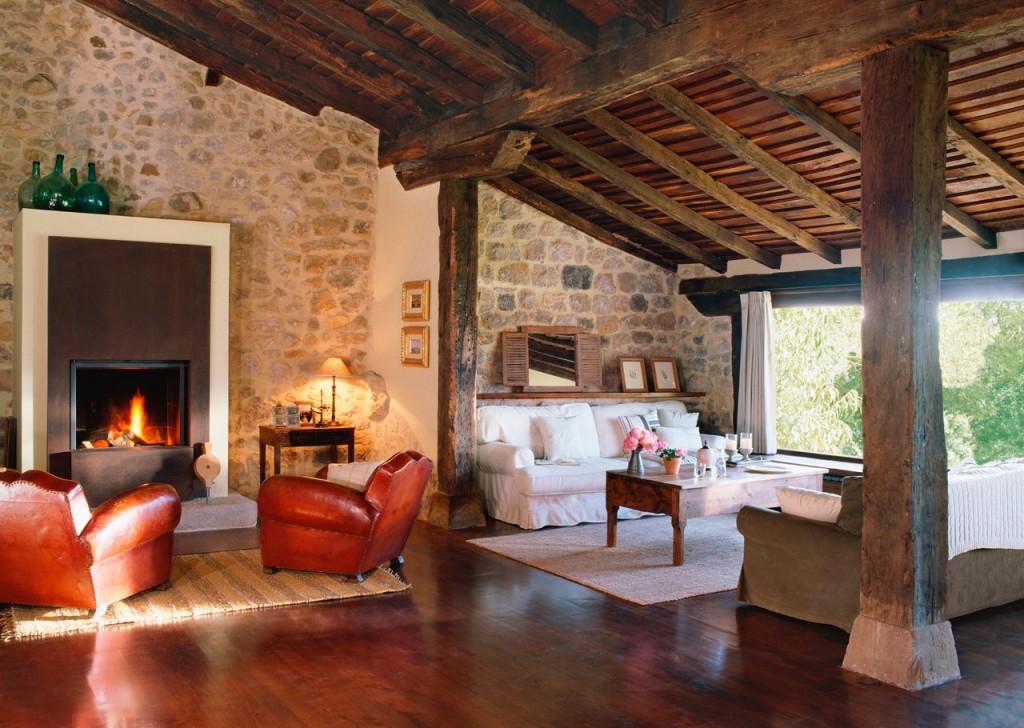 Amazing rustic rooms5