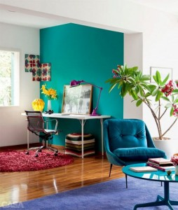 Choose turquoise to decorate2