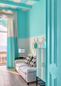 Choose turquoise to decorate5