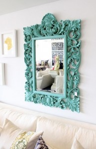 Choose turquoise to decorate7