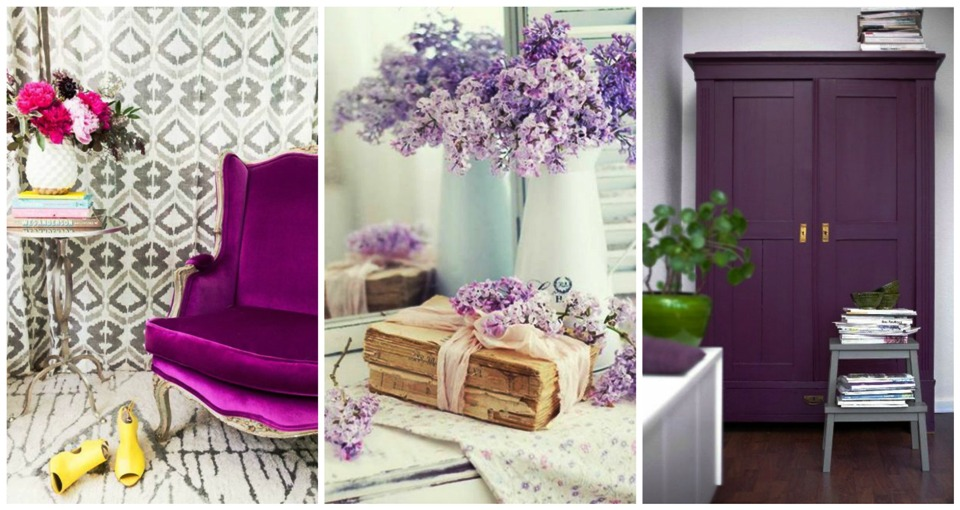 Purple decorative touches1