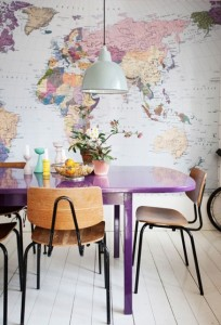 Purple decorative touches5