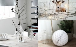 Abstractive Christmas decoration ideas