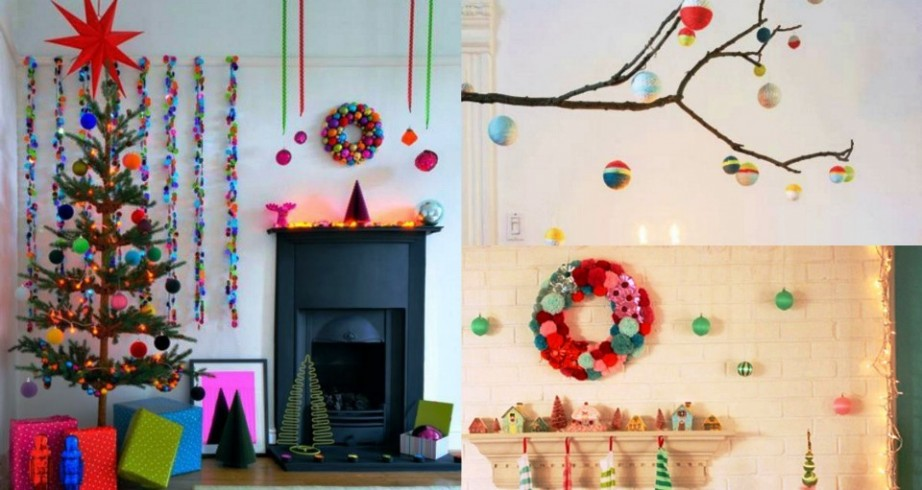 Colorful Christmas ideas