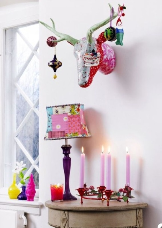 Colorful Christmas ideas1