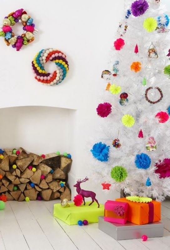 Colorful Christmas ideas4
