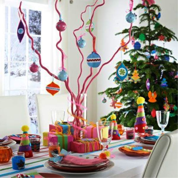 Colorful Christmas ideas6