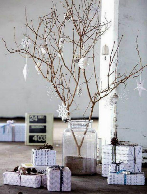 ideas for diy christmas decor from scandinavia2 - Diy Modern Christmas Decorations