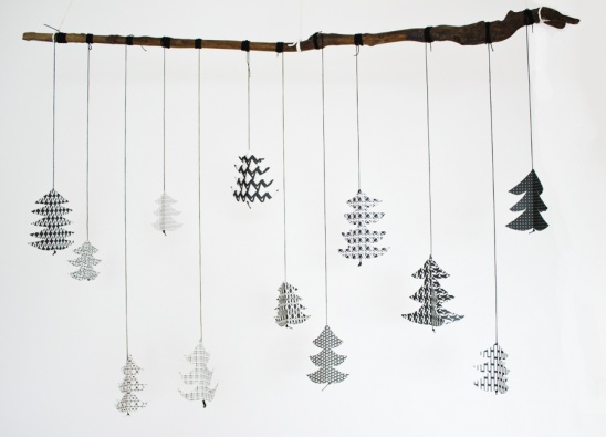 Ideas for DIY Christmas decor from Scandinavia7