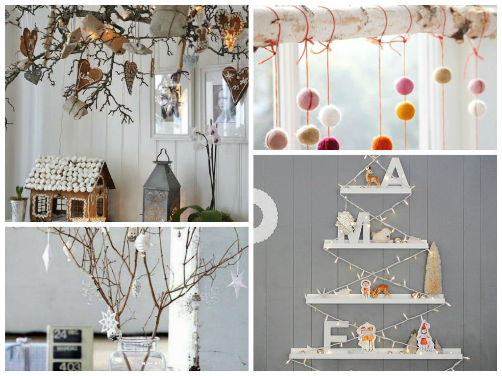 Ideas For Diy Christmas Decor From Scandinavia My