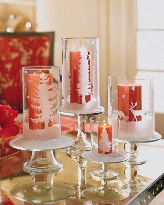 Christmas candleholders42