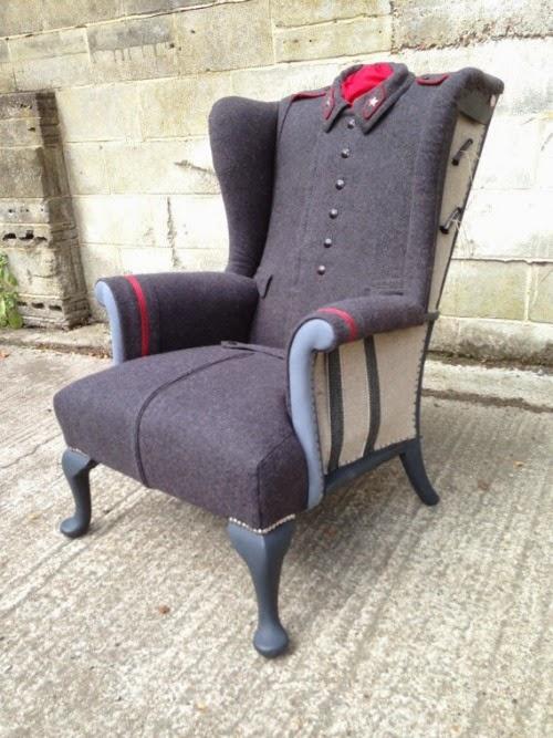 Rescued Retro Vintage Furniture5