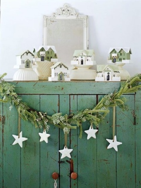 Rustic Crhistmas decor ideas11